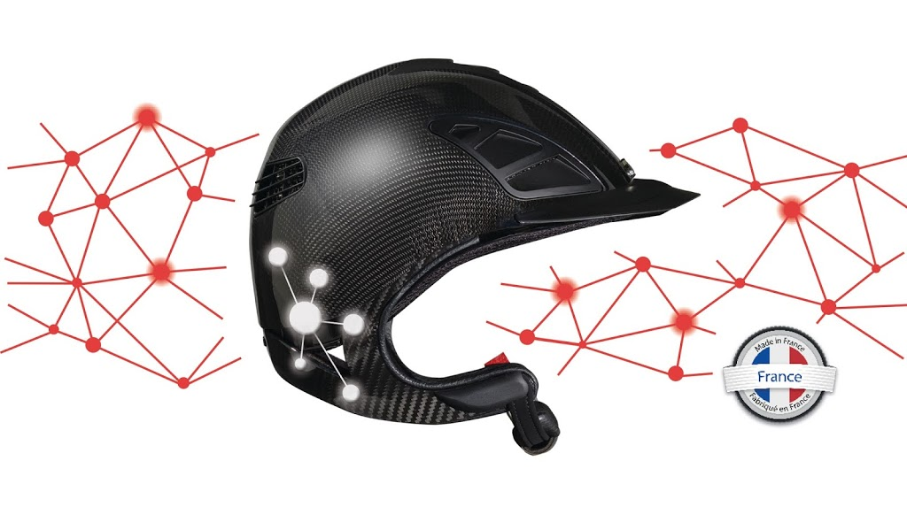 Connected Helmet by GPA